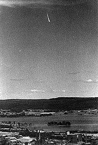 les fusées fantômes Suédois 1