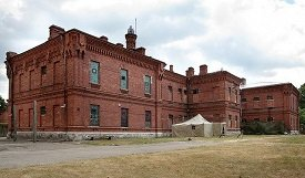 prison hotel Karosta 1