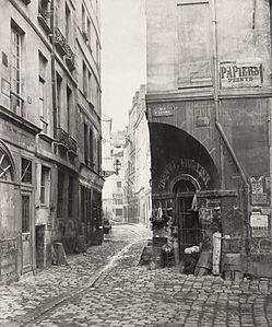 affaire rue des marmousets 1