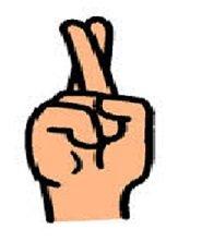croiser doigt